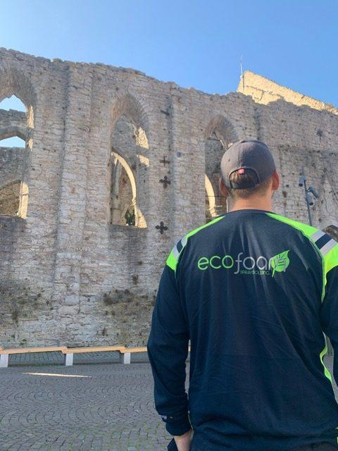Ecofoam - Vi arbetar med sprutisolering