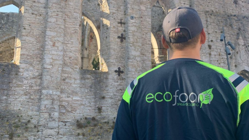 Ecofoam - Sprutisolering